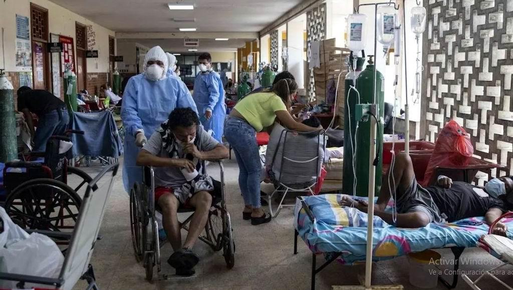 Difícil situación sanitaria en Perú en el contexto del nuevo coronavirus