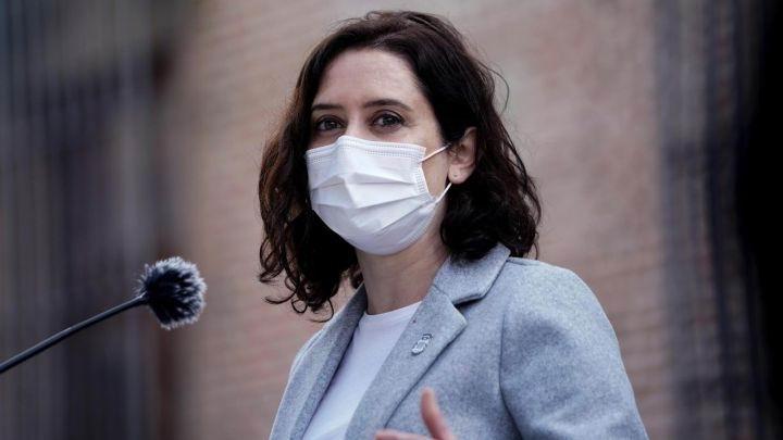 En marzo pasado, la entonces presidenta de la Comunidad de Madrid, Isabel Díaz Ayuso, dimitió