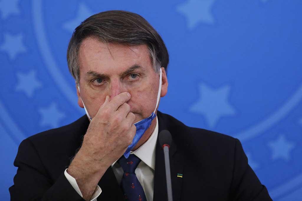 Brasil: Ordenan investigar actuación del gobierno de Bolsonaro ante la COVID-19