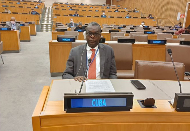 At the UN, Cuba reiterates support for nuclear disarmament