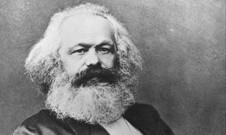 Karl Marx nació el 5 de mayo de 1818 en Tréveris