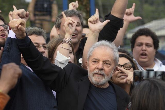 Celebra PT resultados favorables a Lula en encuesta sobre próximas presidenciales