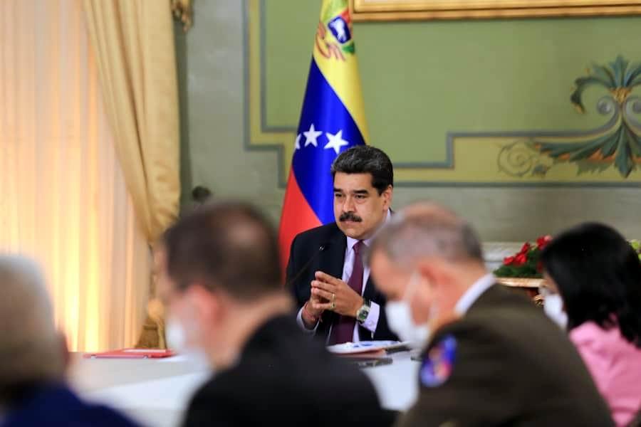 Venezuela instala el Consejo de Estado y Defensa