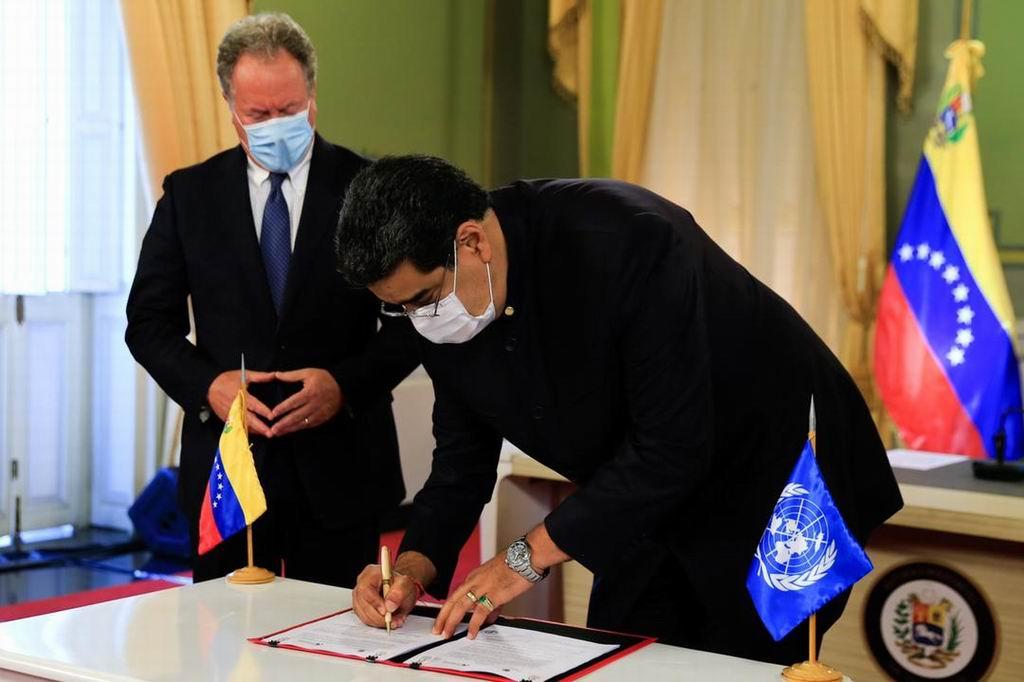 Acuerdo entre Venezuela y el Programa Mundial de Alimentos