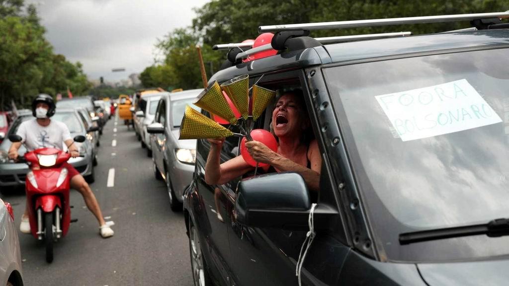 En Brasil hay más de 60 demandas de juicio político contra el presidente Jair Bolsonaro