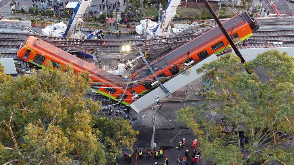 Envía Cuba condolencias a México tras accidente de Metro
