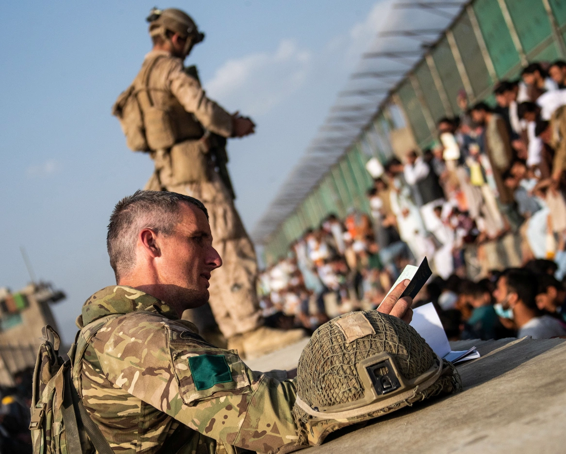 Report shows U.S. troops opened fire into crowd after Kabul airport blasts