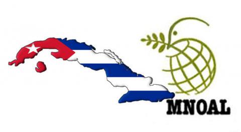 Apoya Movimiento de Países No Alineados a Cuba frente a agresiones norteamericanas