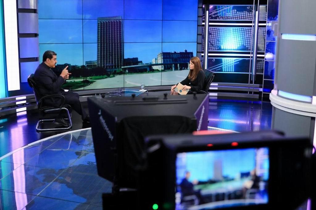 Cuba cuenta con el apoyo del mundo, asegura Nicolás Maduro