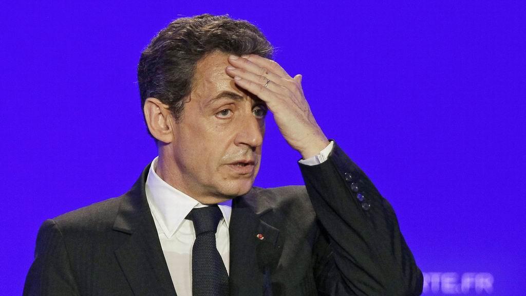 Condenan a un año de prisión al expresidente francés Nicolas Sarkozy