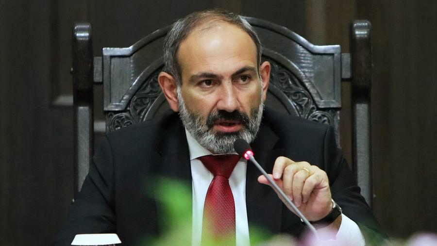 Primer ministro de Armenia acusa intento de golpe de Estado