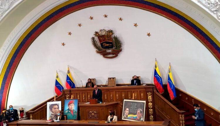 La mayoría parlamentaria eligió como su nuevo presidente a Jorge Rodríguez