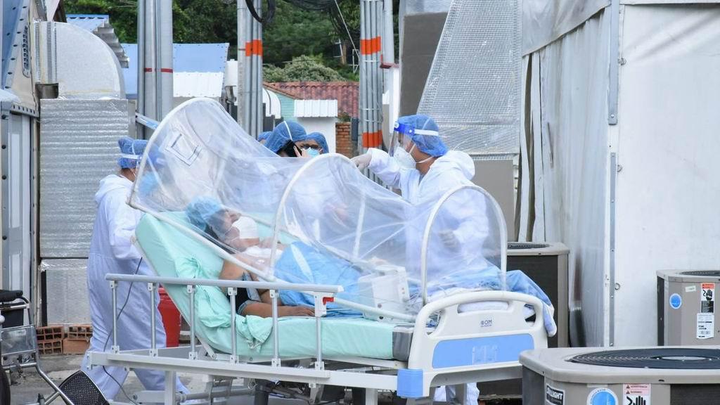 El nuevo coronavirus ha causado cerca de 17.300 muertes en todo el mundo en las últimas 24 horas