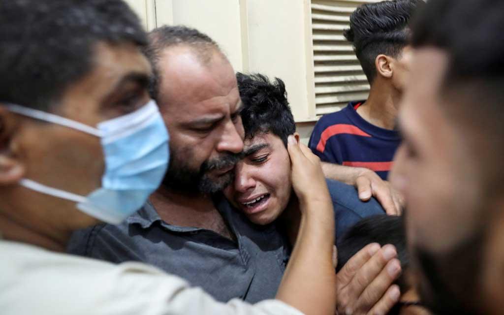 Se agudiza conflicto israelo-palestino