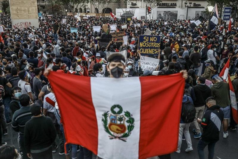 Vivirá Lima este sábado tensa jornada de manifestaciones