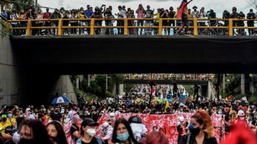 Presidente de Colombia pide al Congreso retirar el polémico proyecto de reforma tributaria