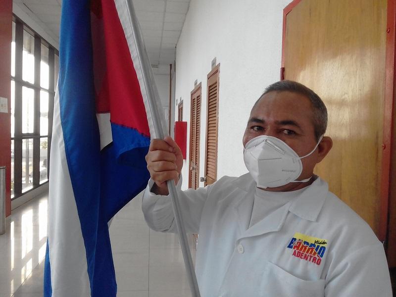 Enfermeros cubanos regresan a la patria para combatir la pandemia (+Audio)