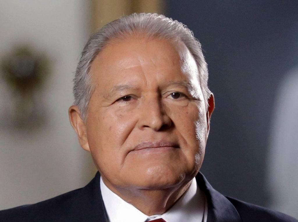 Emiten orden de captura contra ex presidente salvadoreño Salvador Sánchez Cerén
