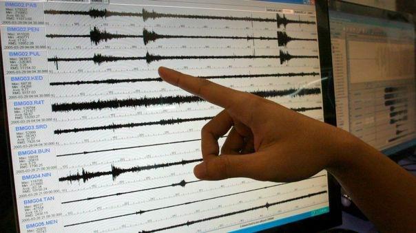 Taiwán registra 28 terremotos en cinco horas