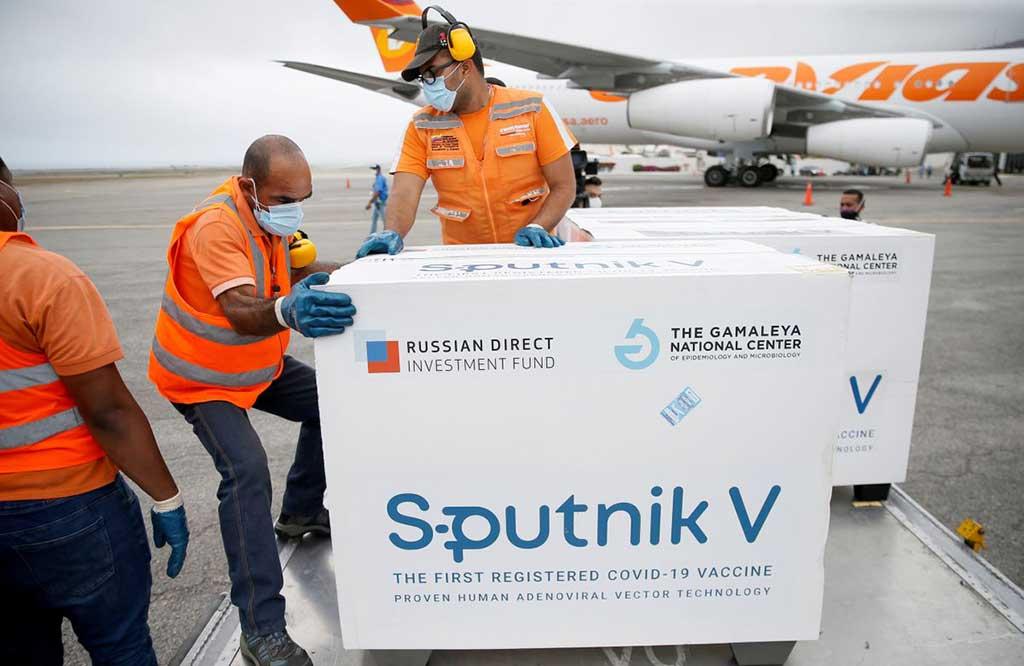 Anuncia Alemania intención de comprar vacuna rusa Sputnik V