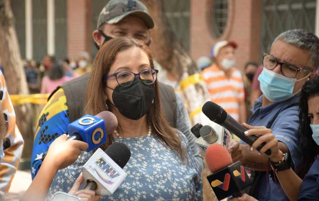 Tania Díaz: simulacro electoral en Venezuela fue una fiesta