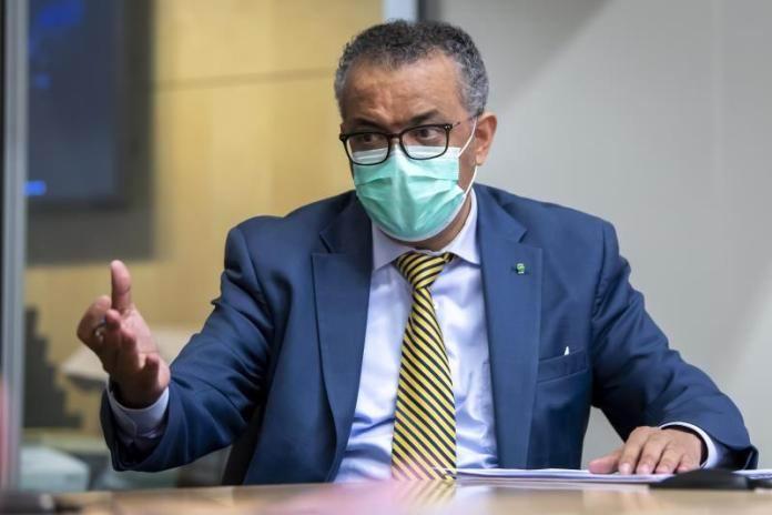 OMS: El mundo se acerca la tasa más alta de contagios durante la pandemia