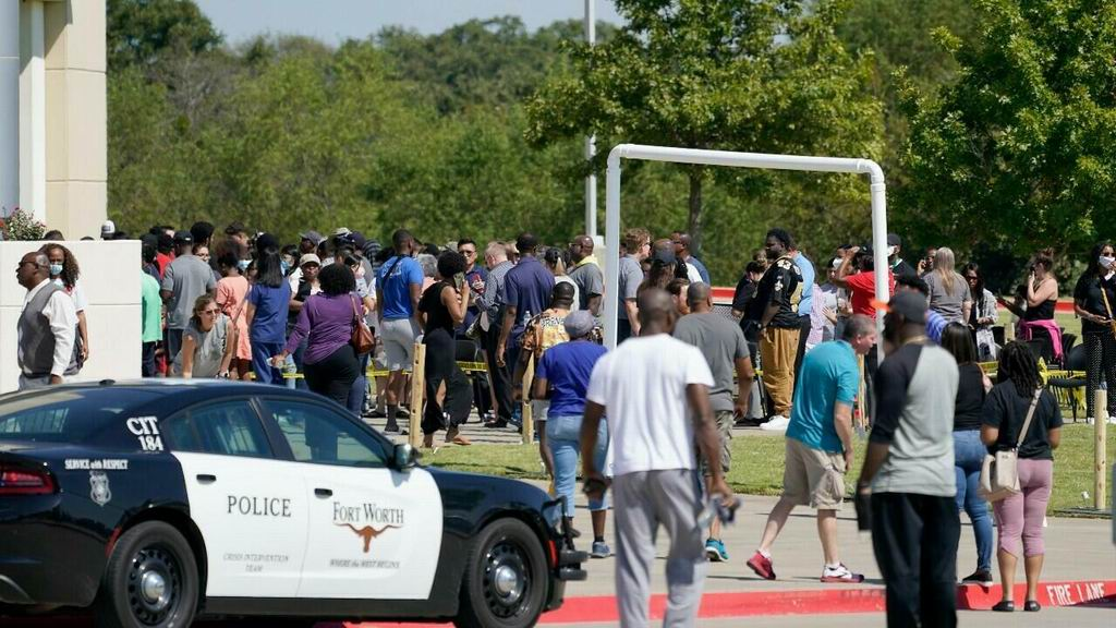 Tiroteo en escuela de Texas deja cuatro heridos en Estados Unidos