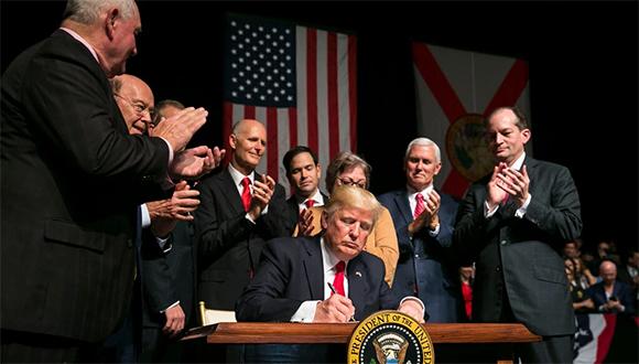 Estados Unidos suma nueva sanción a Cuba