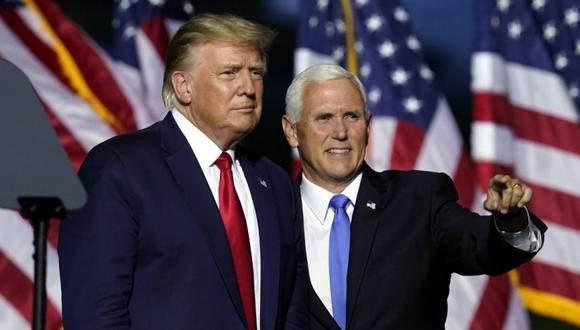 Vicepresidente estadounidense rechaza invocar enmienda 25 para destituir a Trump