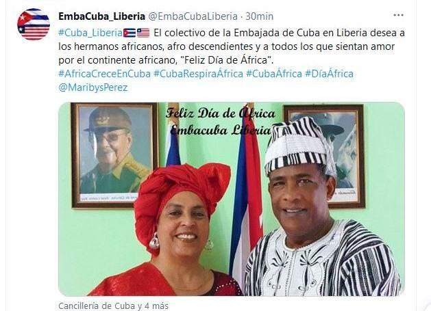 Las relaciones entre Cuba y África: Profundas e indestructibles