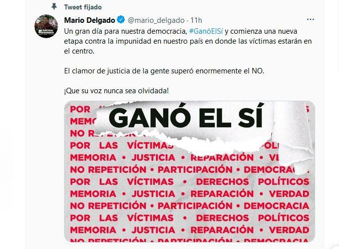 Consulta popular en México: la mayoría está a favor de poder enjuiciar a los exmandatarios