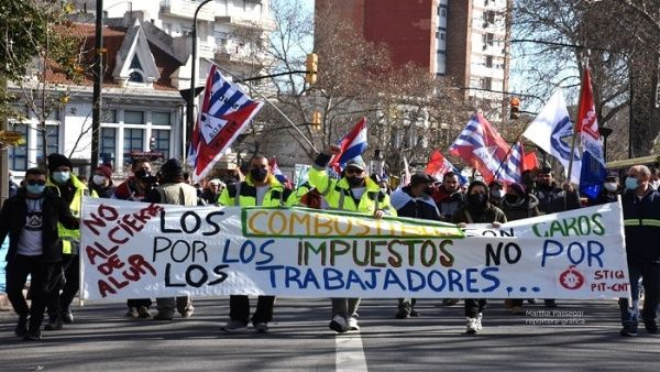 Uruguayan workers demand protection for the public sector
