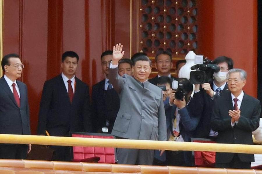 Presidente de China destaca fortaleza de su nación durante celebración del centenario del Partido Comunista