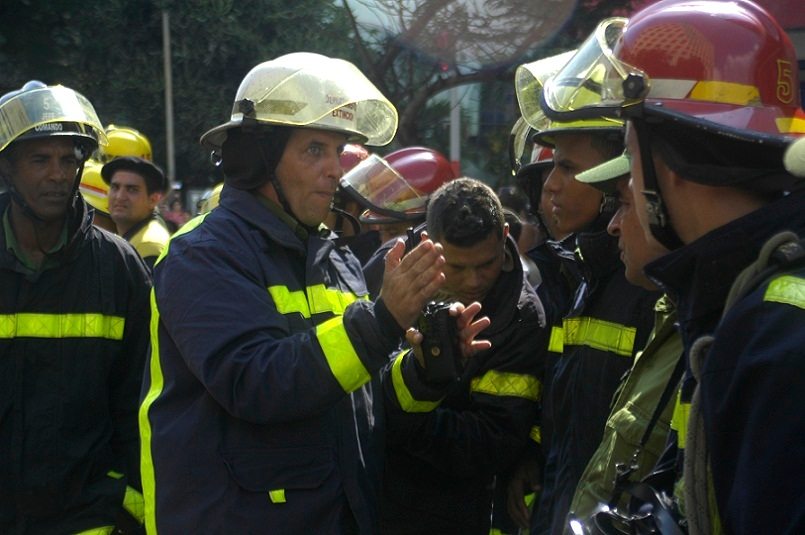 En Ciego de Ávila Jornada Nacional de Protección Contra Incendios