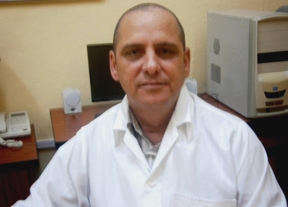 Doctor Salvador Tamayo Muñiz, director provincial de Salud en Cienfuegos