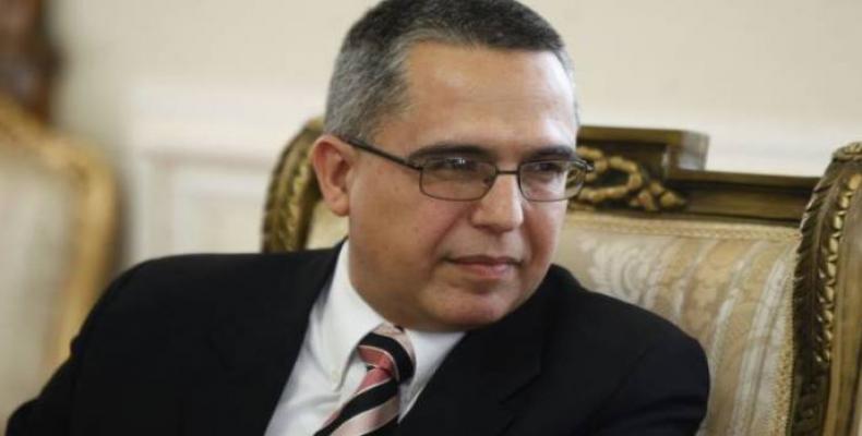 Destaca vicecanciller primero de Cuba el buen estado de las relaciones con China