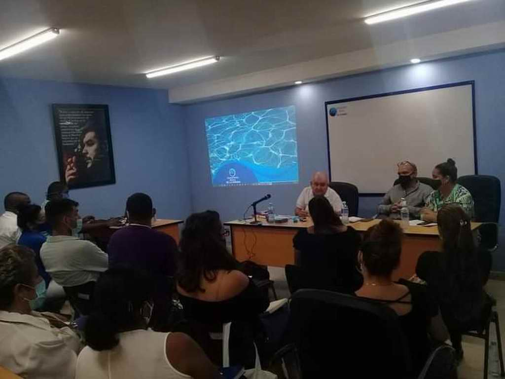 Estables los servicios de la Empresa de Saneamiento Básico de la Habana