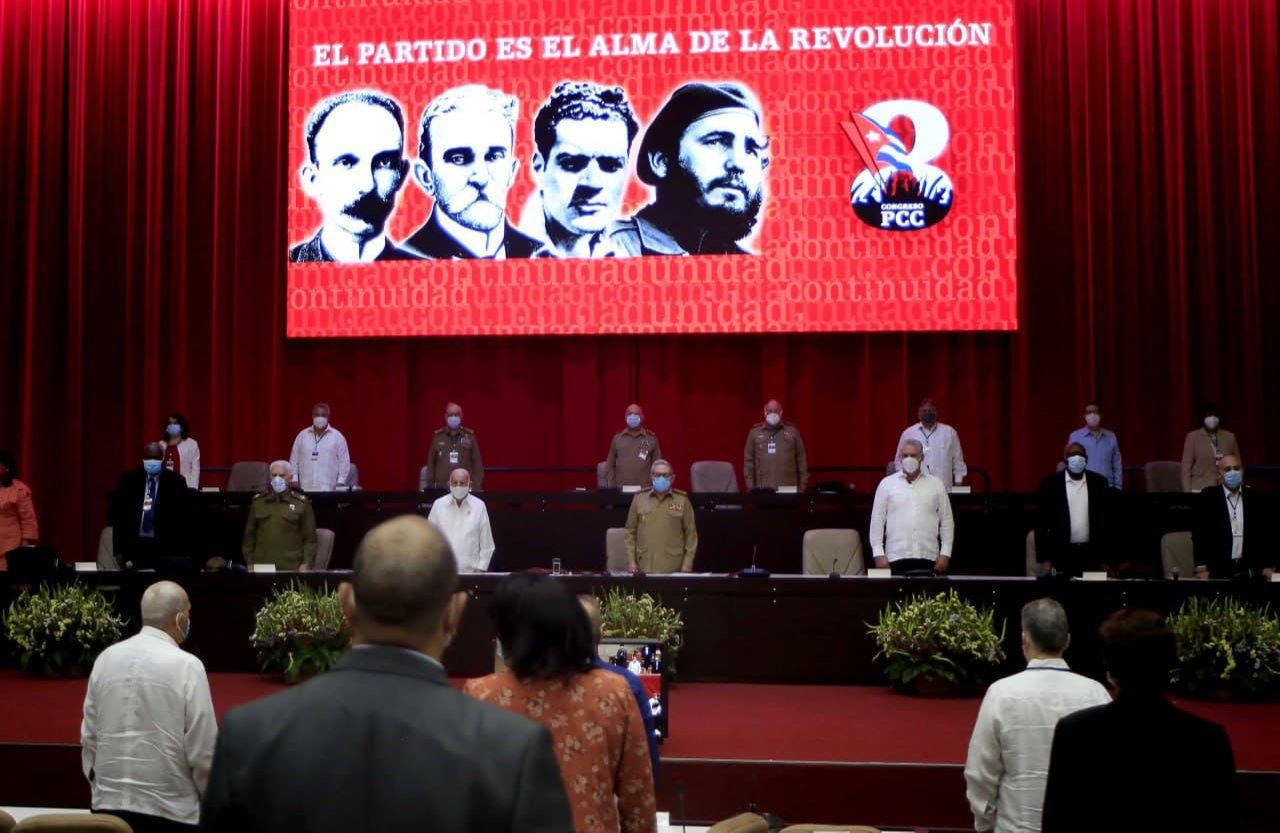 Congress evokes Fidel thoughts on the work and role of the Party