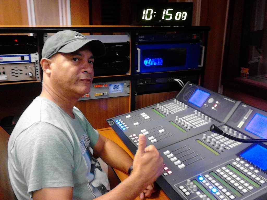 Para mi Radio Rebelde significó la vida misma, aprendí y enseñé