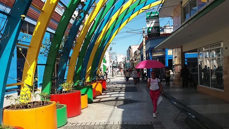 Boulevard de Bayamo. Foto: Mabel Peña