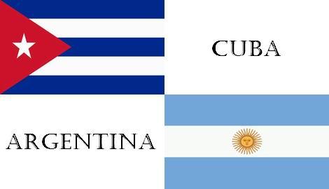 Desde Argentina, un locro por Cuba