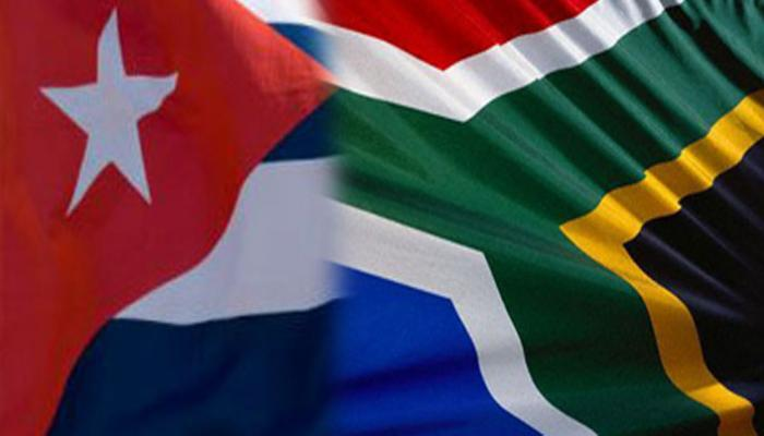 Cuba and South Africa
