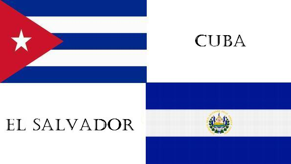 Salvadorian Vice-president Grateful to Cuba