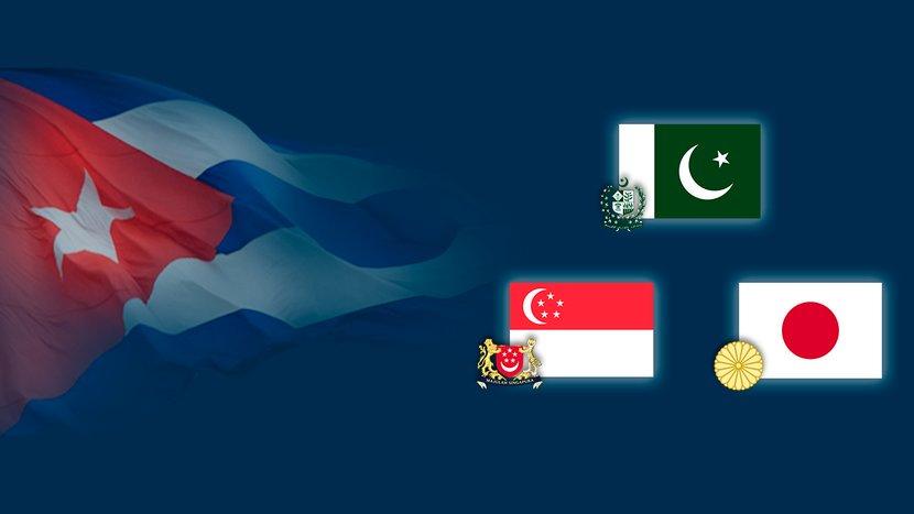 Cuban VP begins official visit to Pakistan