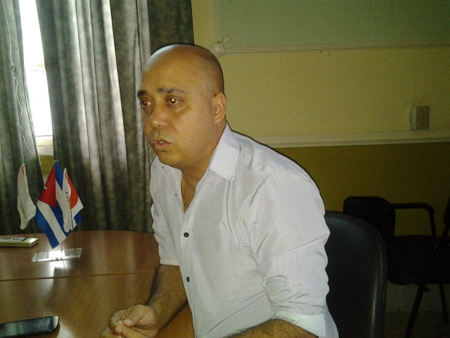 Director General de CALISOFT, Luis Cobo Espinosa