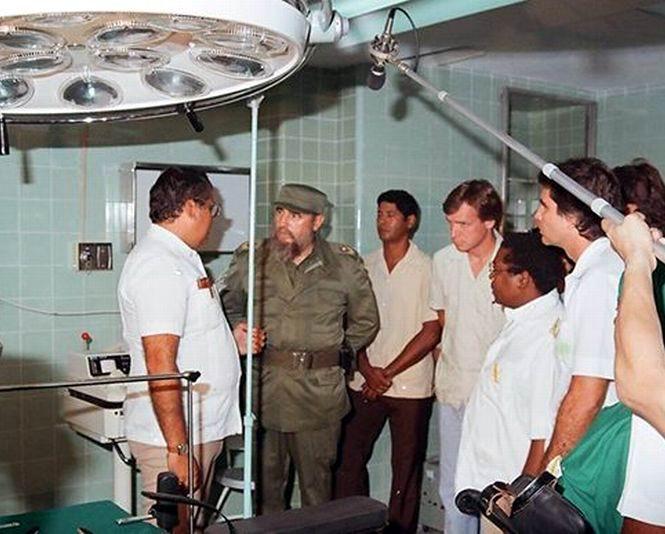 Fidel: artífice de la Salud en Cuba