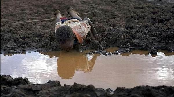 Un importante hallazgo: África y su reserva de agua.