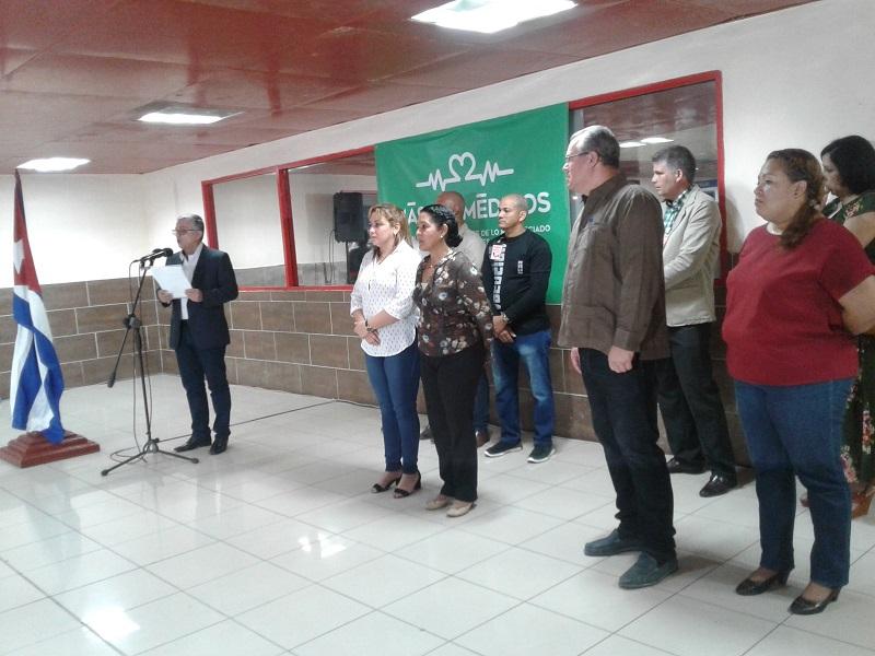 Regresaron a la Patria más colaboradores cubanos desde Brasil