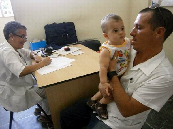 Crean cinco polos de atenci�n primaria de salud en Cienfuegos