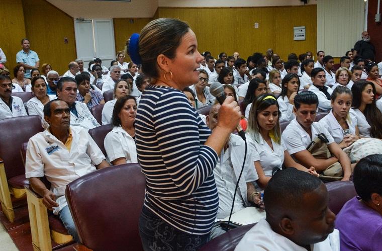 Cuba denuncia impacto del bloqueo en el sector de la salud